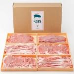 豚しゃぶしゃぶ焼肉セット3.2kg!茨城県石岡市合併10周年の期間限定です!